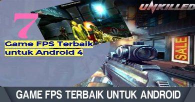 Game FPS Terbaik untuk Android