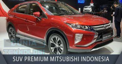 Jajaran SUV Premium Jualan Mitsubishi Indonesia