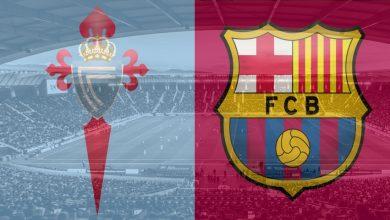 Celta x Barcelona