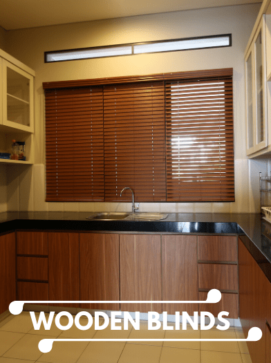 Banner Wooden Blinds