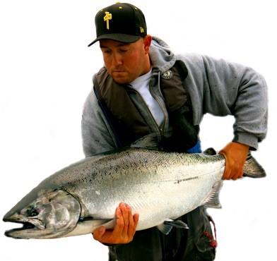 BC fishing Guide Yos Gladstone