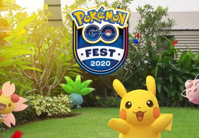 Pokémon Go Fest 2020 se celebrará en julio