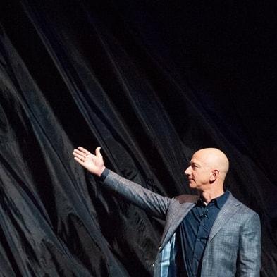 Amazon Jeff Bezos3 - Amazon-Homepage