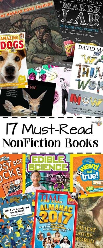 must read nonfiction books for kids