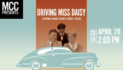 """Pulitzer-Prize Winning play """"Driving Miss Daisy"""" comes to Miramar Cultural Center"""