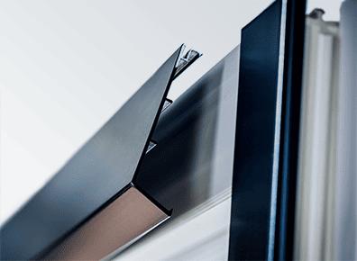 Nakładki aluminiowe