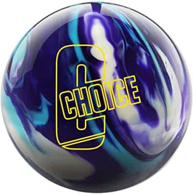 Ebonite Choice Pearl Bowling Ball