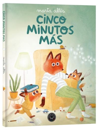 Marta Altés, Blackie Books, álbum ilustrado, libros infantiles para regalar en Navidad,