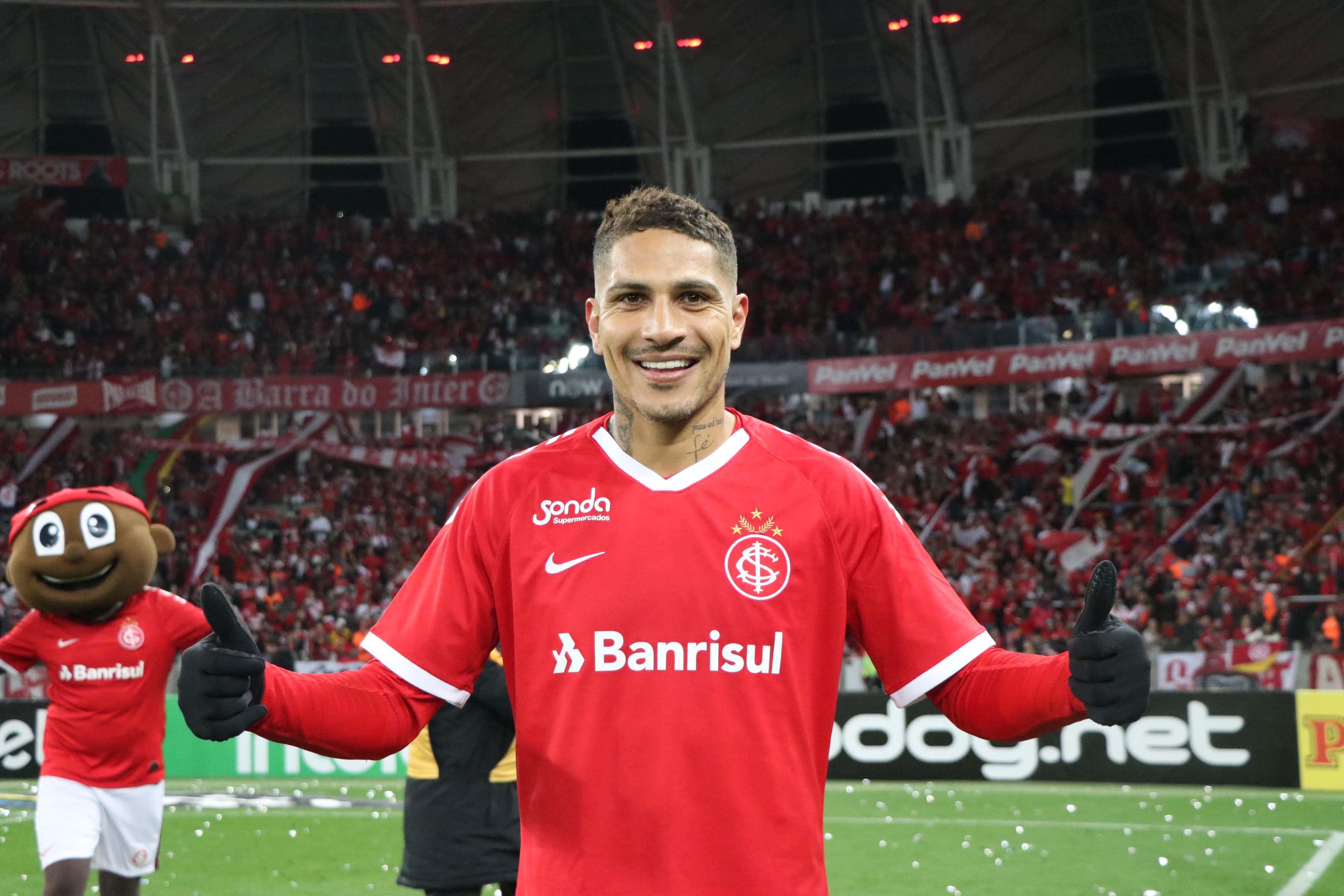 Paolo Guerreiro Melhor da Copa do Brasil 2019