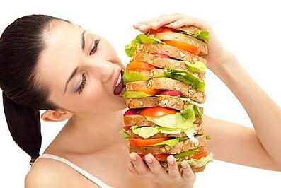 cara mengurangi nafsu makan secara alami