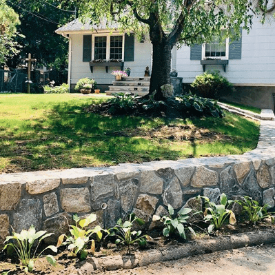 retaining walls in westchester county