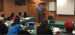 Tim Blodgett with Navajo Tribal Utility Authority