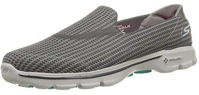 Skechers slip-on | 40plusstyle.com