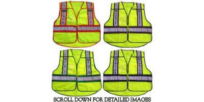 American National Standard for High-Visibility Public Safety Vests