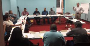 Steve VanderMeer with Navajo Tribal Utility Authority