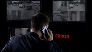 Common problems with security systems