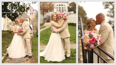 Spring weddings in eureka springs