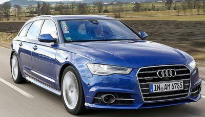 Audi A6 C7 4G 2010-2018 sicherste Alarmanlage