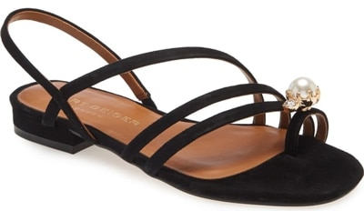 Best women's sandals | Kurt Geiger London 'Marco' sandal | 40plusstyle.com