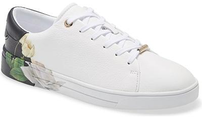 Ted Baker London sneaker | 40plusstyle.com