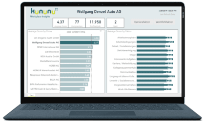 kununu workplace insights power bi