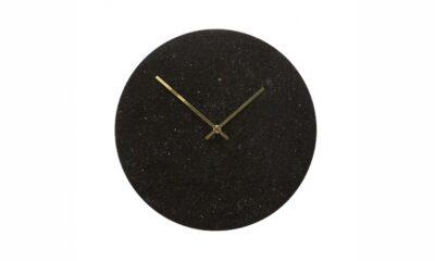 130501 400x240 - Настенные часы чёрные