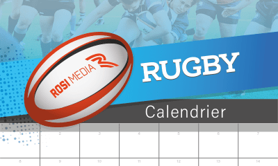 Calendrier des compétitions de rugby