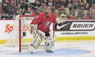Kim St-Pierre, équipe du Canada