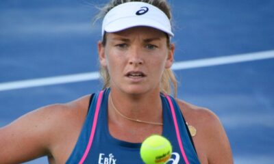 Coco Vandeweghe jouait pour le NY Empire au World TennisTeam