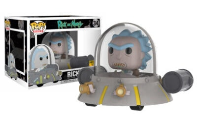 Funko Pop Rick y morty