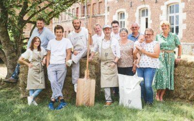Th. Laffut rejoint la boulangerie Champain