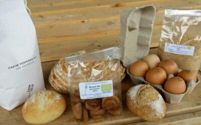 La boulangerie wanzoise Champain réalise des biscuits à partir de ses pains invendus