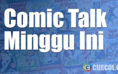 Comic Talk 170710: Tanpa Batman, Perang Joker Melawan Riddler Tetap Menggoda