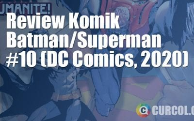 Review Komik Batman/Superman #10 (DC Comics, 2020)