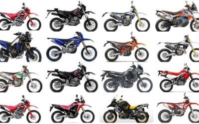 15 Best Street Legal Dirt Bikes for 2021
