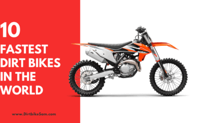 10 Fastest Dirt Bikes in The World