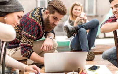 Маркетинг Y — современные технологии коммуникации.
