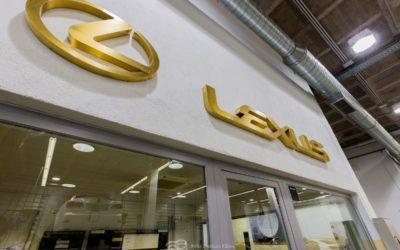 Visita virtual 360 de los interiores de Lexus Alcalá de Henares