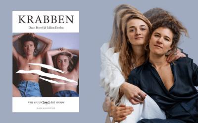 """'Krabben' auteur Daan Borrel: """"Wees solidair naar andere vrouwen"""""""