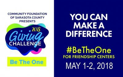 YOU CAN MAKE A DIFFERENCE #BeTheOne May 1 & 2