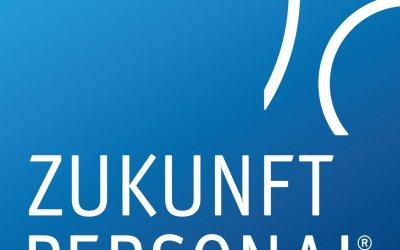 """Unterwegs für Sie auf der """"Zukunft Personal"""" in Köln:"""