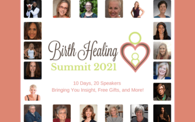 Practitioners: Join me for this Birth Healing Summit