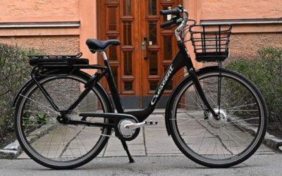 Test: Crescent Elina elcykel (2021)