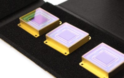 NIT starts production of its SWIR SXGA image sensor