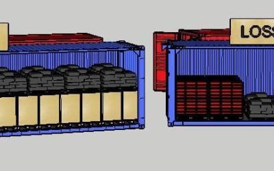 Een 2-in-1 oplossing voor verpakkers: vouwkisten waarmee u ruimte bespaart