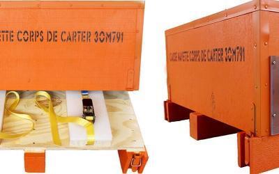 De verpakking moet aangepast zijn aan het product en niet andersom!
