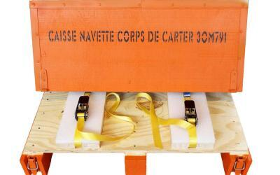 Lichte, ergonomische en op maat gemaakte verpakkingen