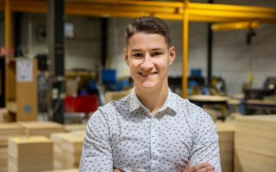 Ein neuer Verkaufsmitarbeiter für NO-NAIL BOXES: Joe Reiners