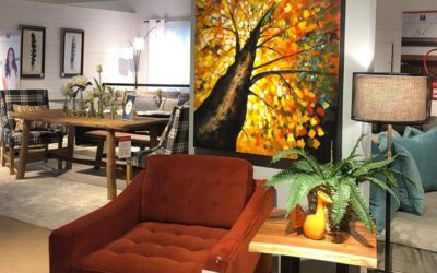 Treeforms Furniture Gallery Finds PERQ through Stressless