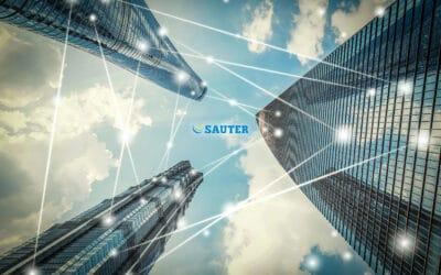 SAUTER Blockchain Technology for Building Automation